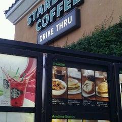 Photo taken at Starbucks by Christine V. on 8/7/2012