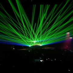 Photo taken at Lotto Arena by Tyler on 3/3/2012
