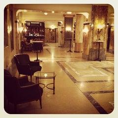 Das Foto wurde bei Le Méridien Grand Hotel Nürnberg von Christian S. am 4/21/2012 aufgenommen