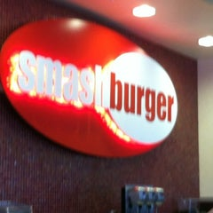 Photo taken at Smashburger by Nickole L. on 6/9/2012
