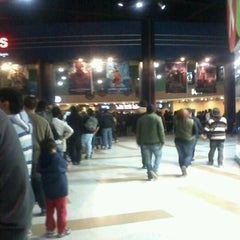 Photo taken at Hoyts by Julieta S. on 7/8/2012
