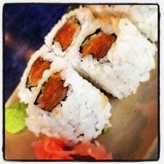 Photo taken at Tora Sushi by Billy H. on 3/1/2012