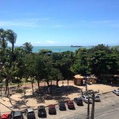 Photo taken at Hotel Beira Mar by Ueldras B. on 7/11/2012