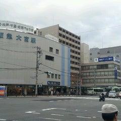 Photo taken at 四条大宮交差点 by yasuzoh on 6/20/2012