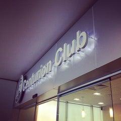 Photo taken at Sala VIP Centurion Club by Rodrigo B. on 6/5/2012