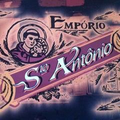Photo taken at Empório Santo Antônio by Bruno K. on 5/6/2012