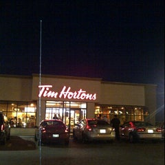 Photo taken at Tim Hortons by Stephanie W. on 3/21/2012