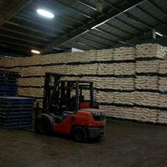 Photo taken at Eastern Pearl Flour Mills, PT by muh.rifai r. on 7/8/2012
