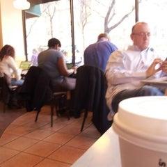 Photo taken at Starbucks by Benjamin F. on 3/14/2012