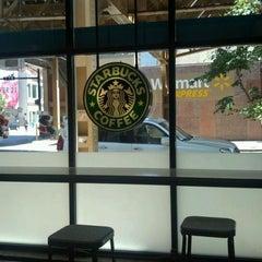 Photo taken at Starbucks by Kayle D. on 5/25/2012