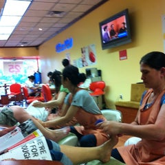 Photo taken at Best Nails by Kathy S. on 6/8/2012