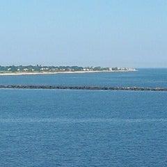 Photo taken at Bridgeport & Port Jefferson Ferry by Nancy B. on 6/28/2012