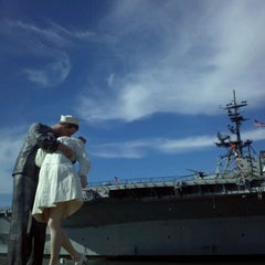 Photo taken at Port of San Diego by Rachel C. on 2/17/2012