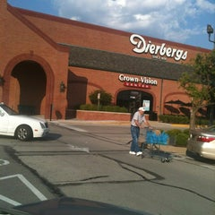 Photo taken at Dierbergs by Gerard H. on 7/10/2012