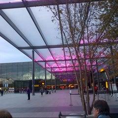 Photo taken at Terminal 3 by Elizabeth on 9/11/2012