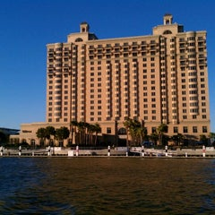 Photo taken at The Westin Savannah Harbor Golf Resort & Spa by Dan H. on 3/6/2012