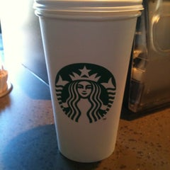 Photo taken at Starbucks by Maria A. on 3/11/2012