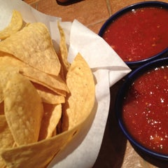 Photo taken at On The Border Mexican Grill & Cantina by Kellie K. on 8/12/2012