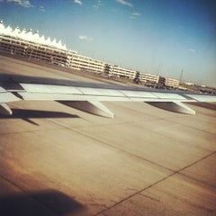 Photo taken at Frontier Airlines (Gates 24 - 32) by Chene K. on 5/22/2012