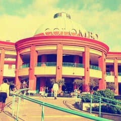 Photo taken at Centro Comercial Colombo by Kader B. on 3/9/2012