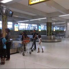 Photo taken at Aéroport Aimé Césaire (FDF) by Christophe H. on 8/29/2012