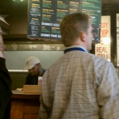 Photo taken at Potbelly Sandwich Shop by Hiral D. on 4/13/2012