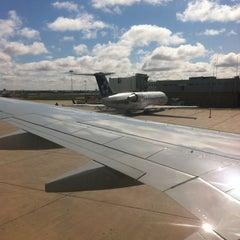 Photo taken at Saskatoon John G. Diefenbaker International Airport (YXE) by Jim L. on 5/3/2012