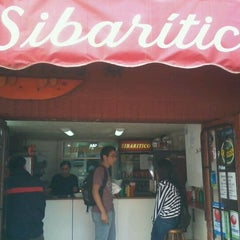 Photo taken at Sibarítico by Maximiliano Jose Luis R. on 3/23/2012