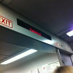 Photo taken at MTA - LIRR Train by CidTheKid on 2/28/2012