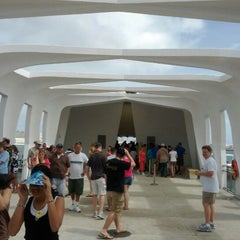 Photo taken at USS Arizona Memorial by Stephen F. on 4/7/2012