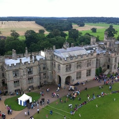 Photo taken at Warwick Castle by James F. on 8/27/2012