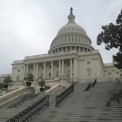Photo taken at U.S. Capitol - House of Representatives by Brandy on 9/1/2012