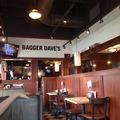 Photo taken at Bagger Dave's by Cindy K. on 5/24/2012