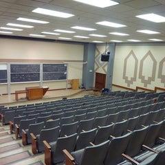 Photo taken at UCLA Franz Hall by Ben B. on 2/5/2012