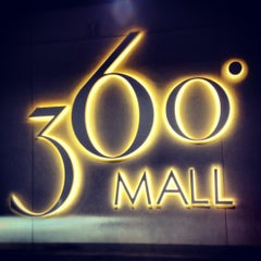Photo taken at 360° Mall by Lawyer A. on 7/21/2012
