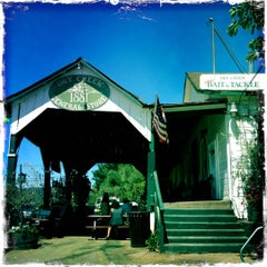 Photo taken at Dry Creek General Store by Aaron A. on 8/12/2012