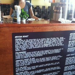 Photo taken at Philz Coffee by Ira S. on 3/2/2012