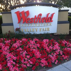 Photo taken at Westfield Valley Fair by Rafael V. on 4/29/2012