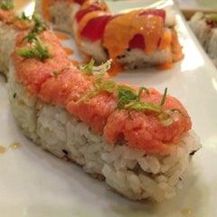 Photo taken at Edamame Sushi & Grill by Bethia W. on 6/7/2012