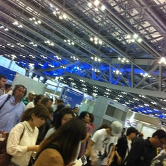 Photo taken at Thai Immigration: Passport Control - Zone 3 by Thanarat XD on 3/3/2012