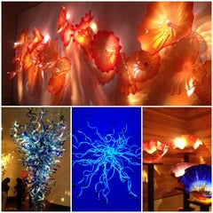 Photo taken at Chihuly Collection by Tia F. on 6/21/2012