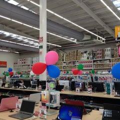 Photo taken at Office Depot by David M. on 5/17/2012