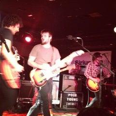 Photo taken at Horseshoe Tavern by Carly M. on 6/17/2012