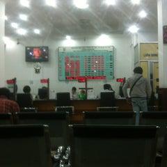 Photo taken at Vietcombank Phu Tho by Thu Hang L. on 6/7/2012