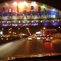 Photo taken at شارع فلسطين تقاطع المدينة by Loai Nassem on 6/1/2012