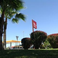 Photo taken at E.S. Shell San Lucas by Jesus M. on 7/12/2012