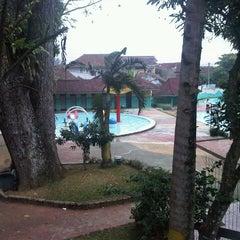 Photo taken at Taman Rekreasi Cimalati by Raymundus S. on 7/14/2012