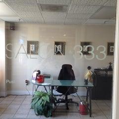 Photo taken at Salon 333 by Christina P. on 4/5/2012