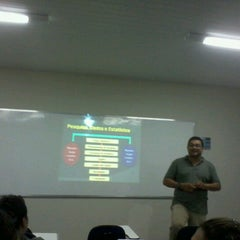 Photo taken at Faculdade Ateneu - Sede Messejana by Bruno B. on 9/5/2012