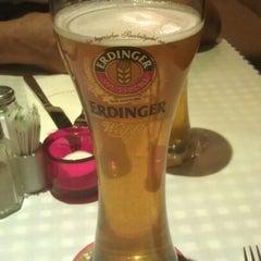 Photo taken at Die Stube German Bar & Resto by pefenky on 4/7/2012